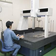 CNC三次元測定機