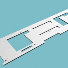 厚み10ミリ 大物薄板プレート
