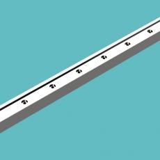 長尺プレート NAK55プリハードン鋼37~43HRC